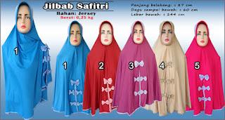 Grosir jilbab murah bahan jersey berkualitas