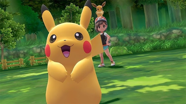 Deals: Amazon Discounts Pokemon: Let's Go, Pikachu!, Final Fantasy XII The Zodiac Age, Moonlighter, and More
