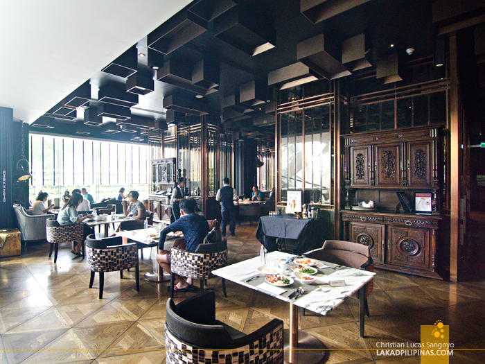 Hilton Sukhumvit Bangkok Scalini Restaurant