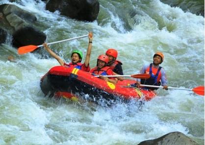 Rafting Ciliwung Puncak