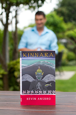 Kevin Ansbro Author of Kinnara Notoriously Naughty Extremely Friendly
