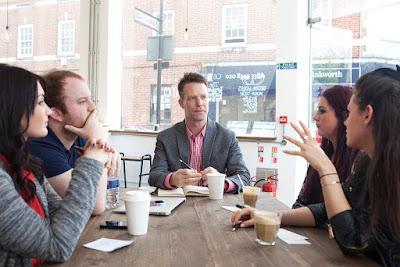 Como organizar una reunion de trabajo