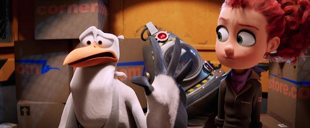 Storks: Movie Review