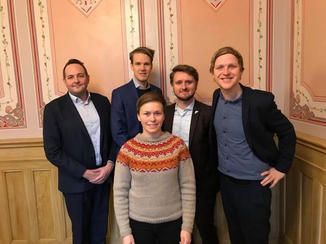 Groupe d'amitié avec le Sahara occidental créé au Parlement norvégien