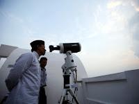 Inilah Lokasi Pelaksanaan Pengamatan Hilal  Penetapan 1 Ramadhan