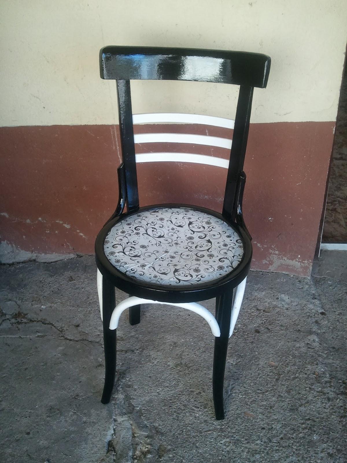 Recikla arte quieres cambiar de color un mueble tuyo - Cambiar color muebles ...