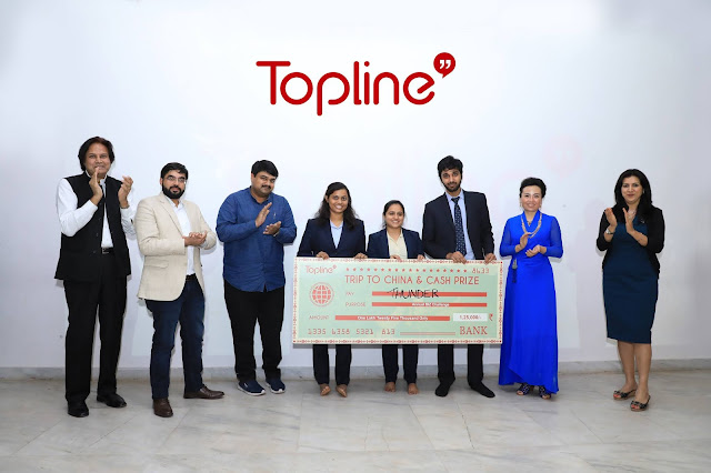 #ToplineConsulting Group Launches It's Annual Biz Challanege #MICANVAS2018