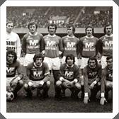 Saint-Étienne 1973-1976