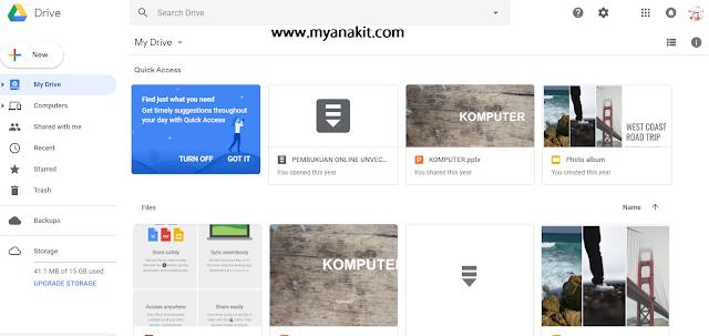 Cara Membuat Formulir Online di Google DRive LENGKAP