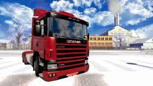 Scania R400 version 1