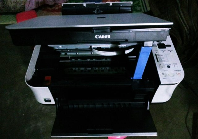 Printer Canon Pixma MP258