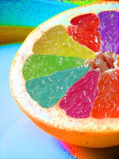 فوائد ألوان الفاكهة