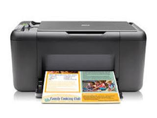 Image HP Deskjet F4488 Printer