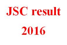 JSC Result 2016 | JSC exam Result Published on educationboardresults.gov.bd