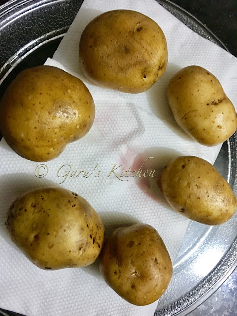 how to boil potatoes in a microwave recipe | boiled potatoes in microwave