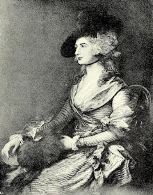 Sarah Siddons from The Portfolio, Monographs on Artistic Subjects edited by PG Hamerton (1894)