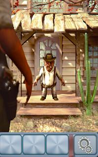 Охранник не дает пройти на 8 уровне