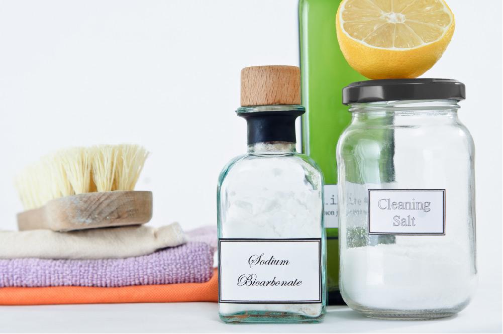 guida alla pulizia ecologica della casa
