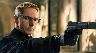 Sean Harris as the criminal mastermind Solomon Lane, in Mission: Impossible - Rogue Nation, Directed by Christopher McQuarrie