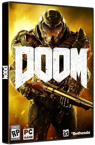 Doom 2016 PC Game Free Download