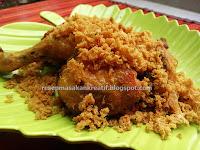 Resep Ayam Kremes Renyah Sensasi wow Gurih