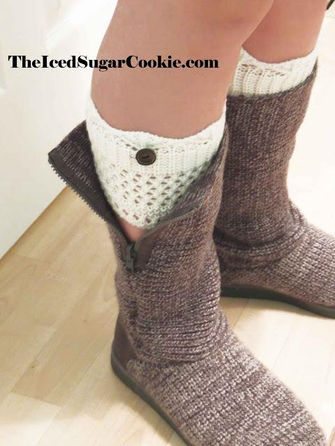 Boho Socks Hipster Hippy Fashion Clothing Cute Adorable 2016 Crochet Button