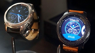 Samsung Gear S3 Tutorial Adjust the Brightness