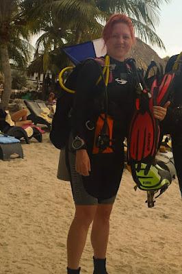 Curaçao, um lugar excelente para mergulho recreativo