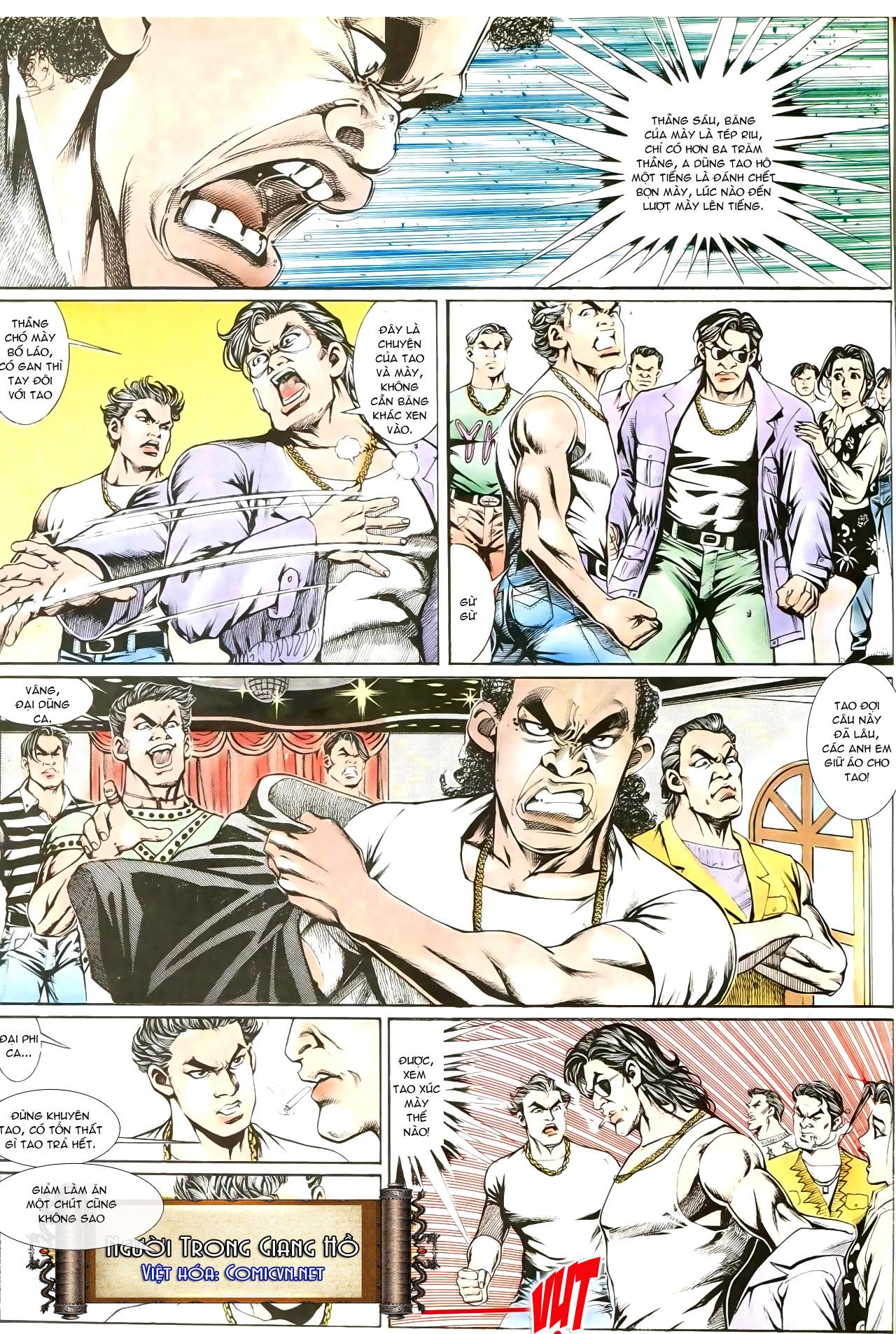 Người Trong Giang Hồ chapter 191: thiên thu tái hiện trang 6