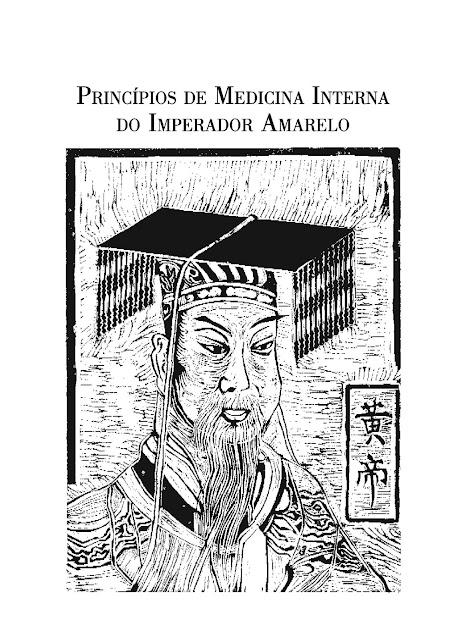 PRINCÍPIOS DE MEDICINA INTERNA DO IMPERADO AMARELO-I
