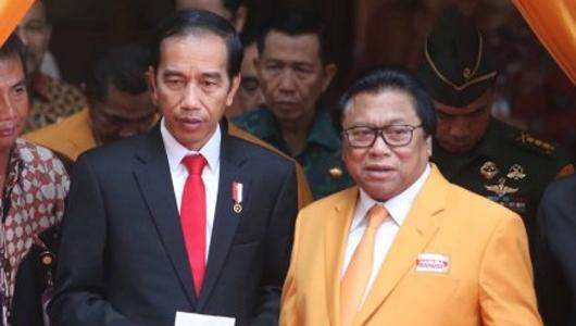 OSO Tegaskan Jokowi Tak Pernah Kampanye di Hari Kerja
