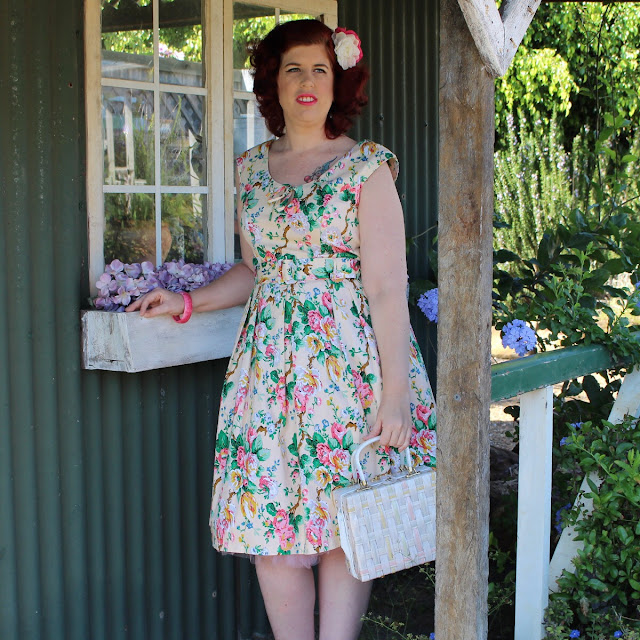This Gorgeous Fl Dress That I Received To Blog Is By An Australian Las Clothing Business Called Siren The Creation Of