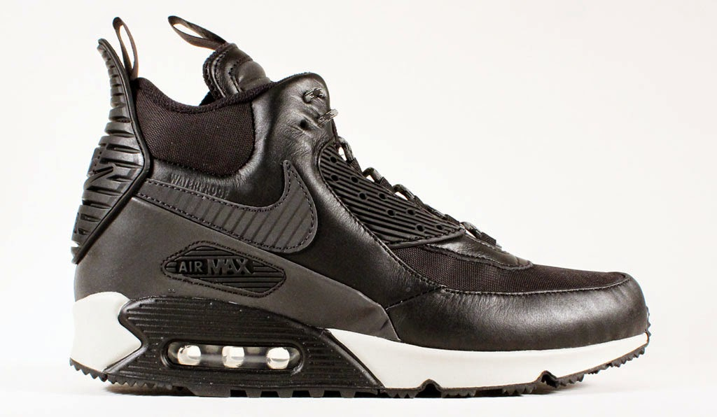 competitive price 8aaf6 e197f Nike Air Max 90 Sneakerboot . ...