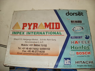 Pyramid Impex International