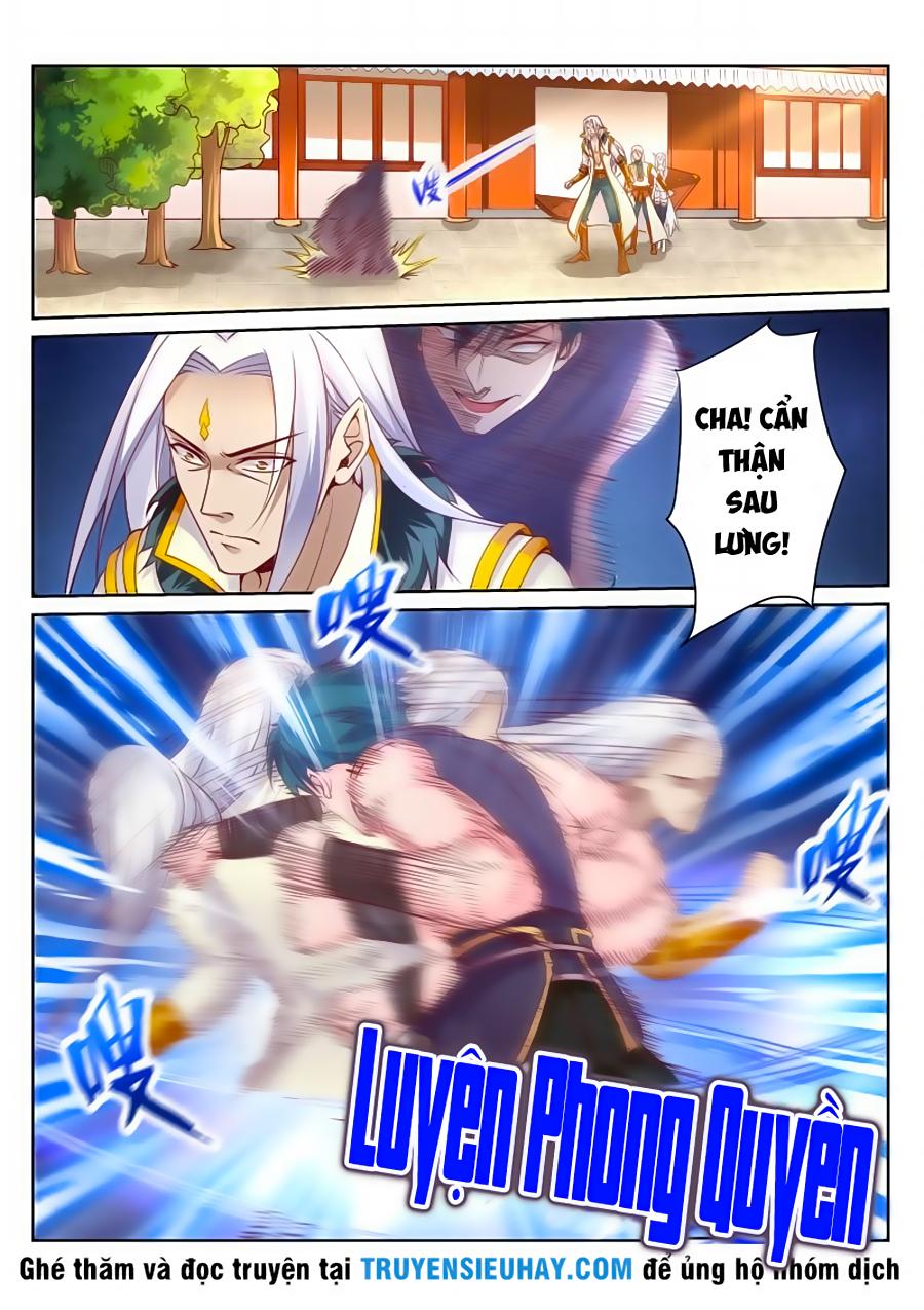 Linh Võ Đế Tôn - Chap 88