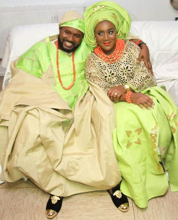 Bukky Black Daughter Husband