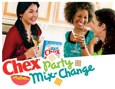Chex Party Mix-Change