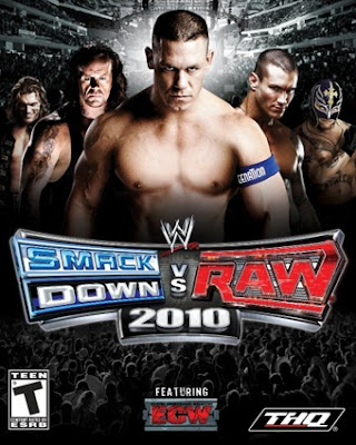 WWE Smackdown VS Raw 2010 PC Free Download
