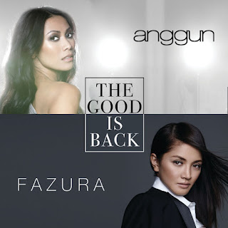 Anggun - The Good is Back (Feat Fazura) Mp3