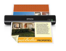 Epson WorkForce DS-30 Color Portable Scanner