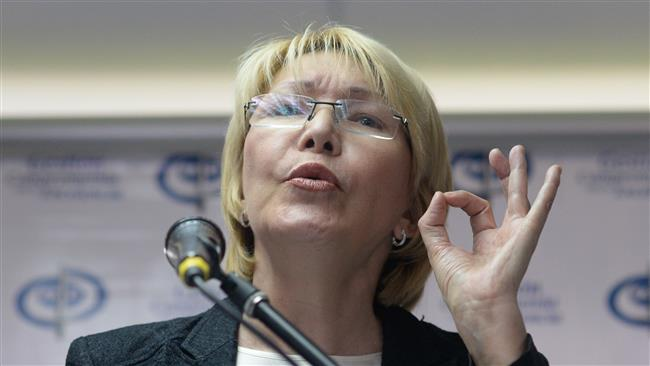 Venezuela's new constitutional assembly sacks chief prosecutor Ortega Diazb amid unrest