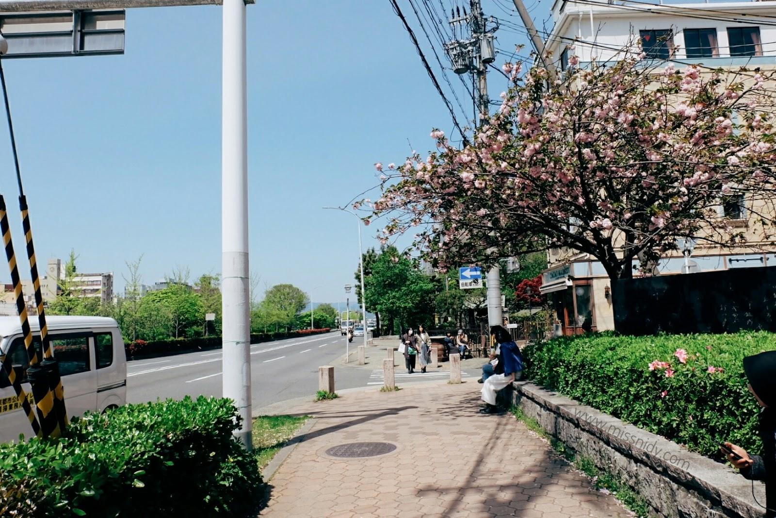lokasi kyoto kimono rental wargo