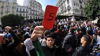 Algeria war veterans back anti-Bouteflika protests