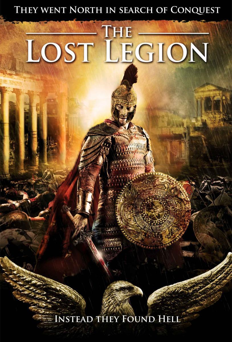 The Lost Legion [2014] [DVDR] [NTSC] [Latino]