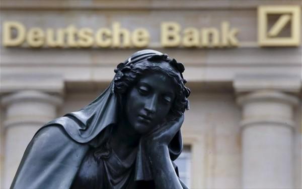 Deutsche Bank, η αρχή του τέλους