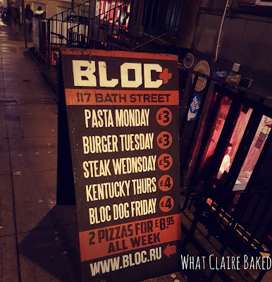 review bloc glasgow