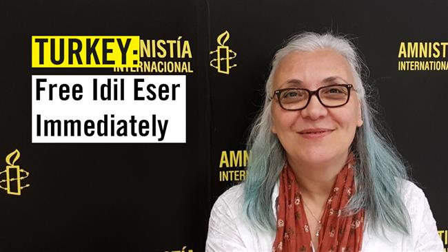 Turkish authorities extends detention of Amnesty International member, activists