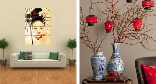 Home Décor Items to Get Asian Inspired House