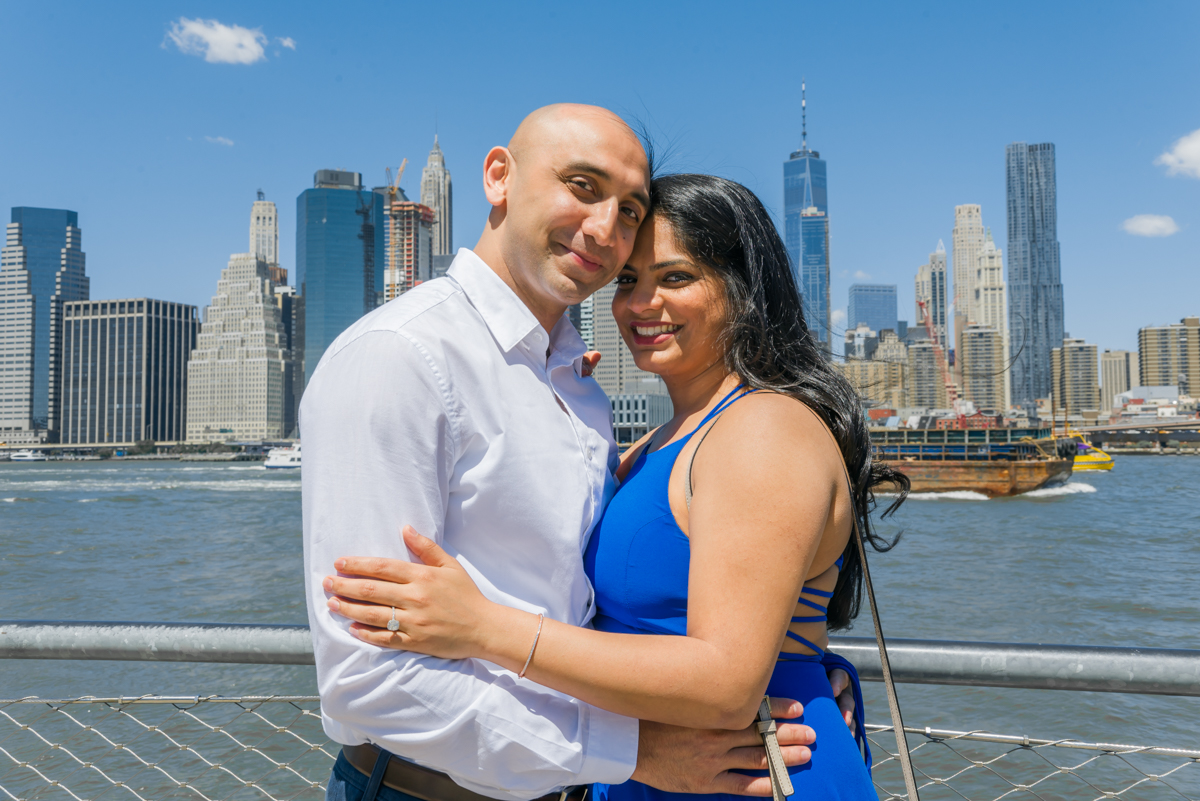 Beautiful Engagement Photography In New York