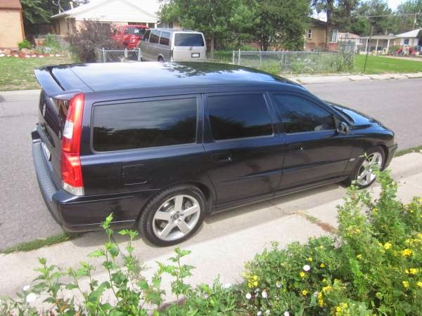 daily turismo 10k stealth schlepper 2005 volvo v70r 6 spd manual. Black Bedroom Furniture Sets. Home Design Ideas